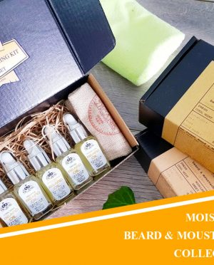 mcaniis beard oil set