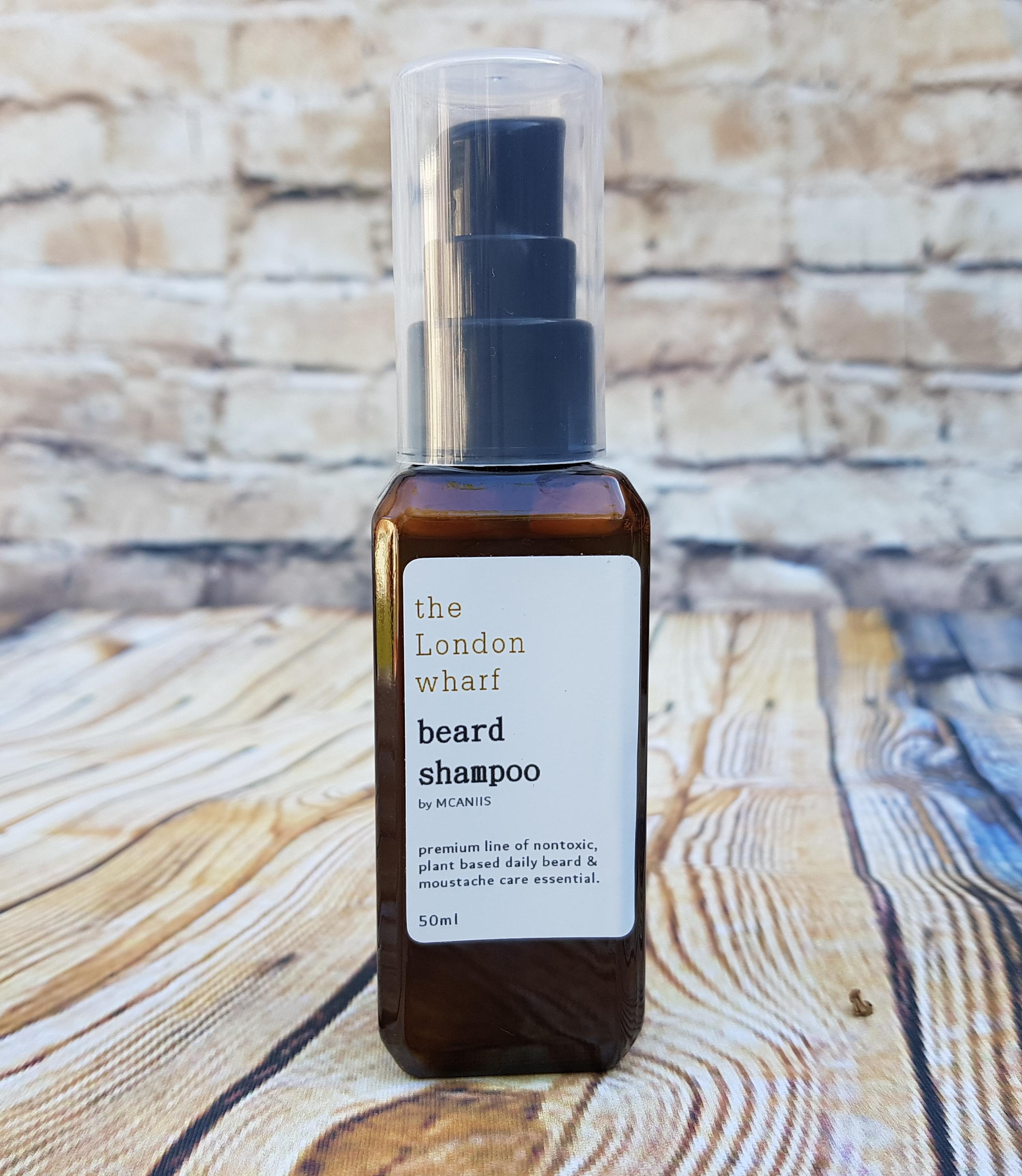McAniis Beard Shampoo 001