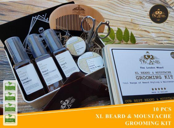 McAniis XL Beard Grooming Kit 001