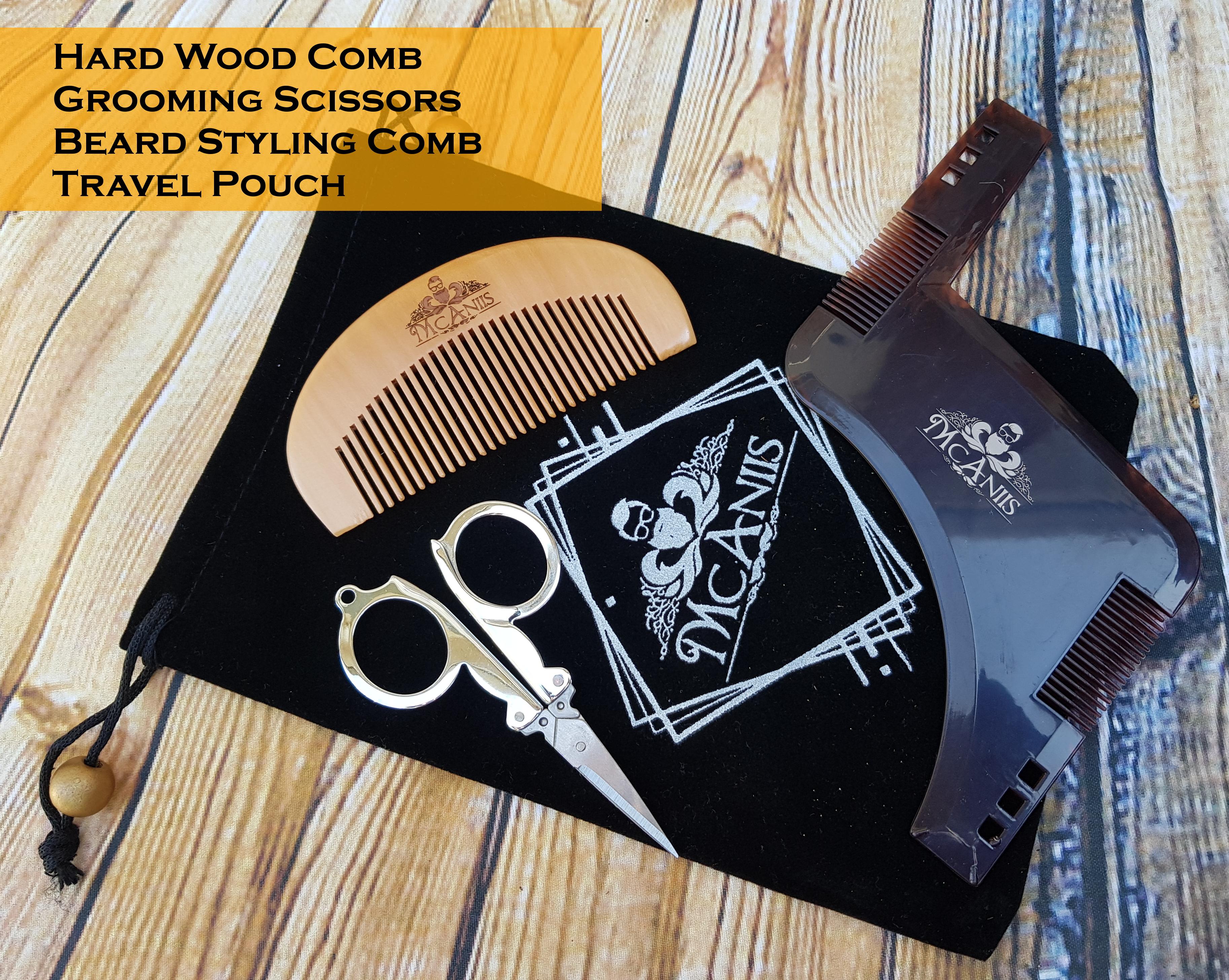 McAniis XL Beard Grooming Kit 004